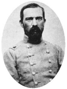 Confederate Maj. Gen. William Dorsey Pender