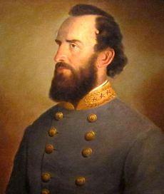Stonewall Jackson portrait-