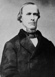 Georgia Governor Joseph E. Brown