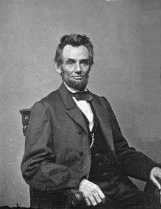 Lincoln sitting-WikiC, Mathew Brady pubdom