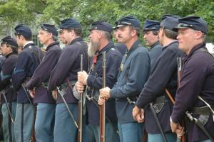 Yankee soldiers reenactors-flickr'com@photos@buddhakiwi@26989248
